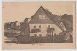 Germany - Aue - Motiv A.d.Jagerstrasse - Aue