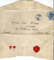LOME Pour La France 1920 - Togo (1914-1960)