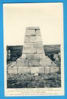 CP, 02, BUZANCY, Monument Des Ecossais, Vierge, Ed Nougarrède Et H. Lestrat - France
