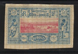 COTE DES SOMALIS N° 15 * - French Somali Coast (1894-1967)