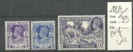La Birmanie Neufs Sans Charniére - Burma (...-1947)