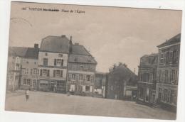 @ CPA VIRTON ( ST SAINT MARD ?), PLACE DE L´EGLISE, PROVINCE DU LUXEMBOURG, BELGIQUE - Virton