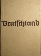 """Dr. Hans Pflug """"Deutschland - Landschaft, Volkstum Kultur"""" Handbuch Mit Vielen Abbildungen - Politik & Zeitgeschichte"""