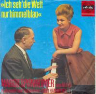 """ Margit Sponheimer, Komponist Toni Hämmerle "" Disque Vinyle 45 Tours - Sonstige - Deutsche Musik"