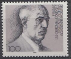 DEUTSCHLAND Mi.1466  100.Geburtstag Wilhelm Leuschner 1990  MNH / POSTFRIS / NEUF SANS CHARNIERE - Neufs