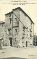 Luxeuil Les Bains Ancienne Maison De Justice - Luxeuil Les Bains