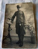 FOTO MILITARE -- CARABINIERE 1 GUERRA   ? NOMINALE - Guerre, Militaire