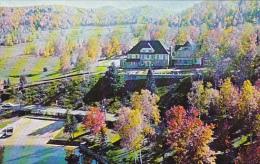 Canada Manoir Pinoteau Lac Tremblant Quebec