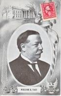 U.S.  PRESIDENT  WILLIAM  H.  TAFT  Used  1911 - Presidents