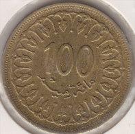@Y@    Tunesie   100 Millim  1960   AUNC      (2473) - Tunesië