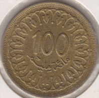 @Y@    Tunesie   100 Millim  1960   AUNC      (2473) - Tunisie