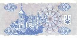UKRAINE P.  92 2000 K 1993 UNC - Ukraine