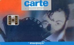 CARTE CINEMA-CINECARTE   DATA LOISIRS   Multiciné Paris  ***** - France