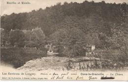 Cons La Grandville    54    La Chiers   CPA  écrite Et Timbrée 1903 TB  TB - France