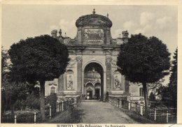 [DC7326] BUSSETO (PARMA) - VILLA PALLAVICINO - LA PORTINERIA - Old Postcard - Parma