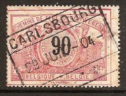 FEC-2178     CARLSBOURG             Ocb TR  25 - 1895-1913