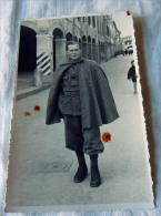 FOTO MILITARE -- WWII 2 GUERRA FANTE 1943 TRIESTE - FIUME - Oorlog, Militair