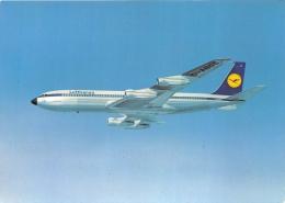 Lufthansa - Boeing 707 Intercontinental Jet - 1946-....: Moderne