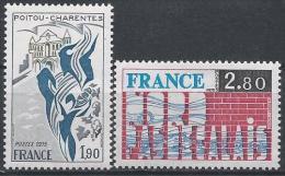 France N°1851-1852 ** Neuf Luxe - Ungebraucht