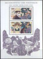 BRD RFA FRG 1994 Mi-Nr. Block 28 ** MNH (84) - Blocchi