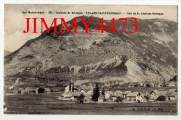CPA N°292  - Environs De Briançon VILLARD SAINT PANCRACE 05 Hautes Alpes Fort De La Croix De Bretagne  Edit. A.Vollaire - Briancon