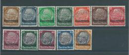 IIIème REICH  BESETZUNGSAUSGABEN/LUXEMB OURG 1940  Fond De Collection(O) Used 12 TIMBRES LOT 9011 - Gebraucht