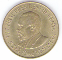 KENIA 10 CENTS 1971 - Kenia