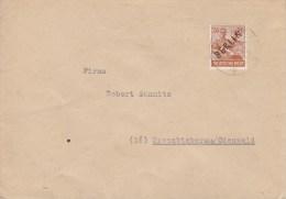 Berlin; Cover 1949 - Cartas