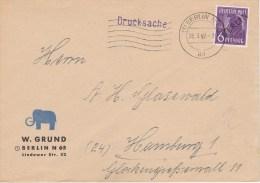 Berlin; Printed Matter 1949 - Briefe U. Dokumente