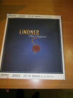 SUPPLEMENT LINDNER BELGIQUE 2011 BASE . - Albums & Reliures