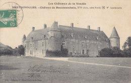 85. Vendée : Brétignolles,  : Le Chateau De Beaumarchais  .  Landevieille . - Bretignolles Sur Mer