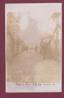03 - 281113 - VARENNES SUR ALLIER - !! CARTE PHOTO !! - Concours Cycliste évènement 1910 Septembre Route De Paris - Autres Communes