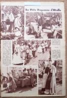 """Magazine Avec Articles """"Etalle, Chypre, Le Caire"""" 1951 - Verzamelingen"""