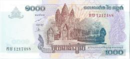 2 Billets De Valeurs Différentes/ Royaume Du Cambodge/ 2001 à 2007   BIL129 - Cambodia