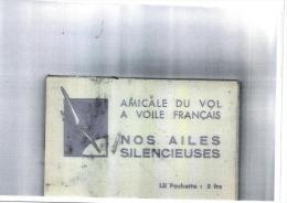 Carte Postale Ancienne De L'Amicale Du Vol à Voile Français.  Lot De 11 CPA - Cartes Postales