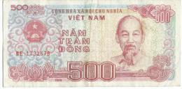 6  Billets /République Du Viet Nam/ 1988 à 2000?        BIL131 - Vietnam