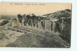 ZAGHOUAN : Le Temple Des Eaux. 2 Scans. Edition ND - Tunisia