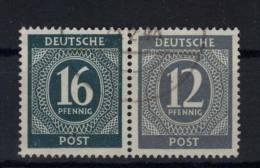 Gemeinschaftsausgaben W 158 gestempelt used