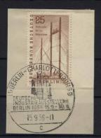 Berlin Michel No. 157 gestempelt used Ersttagsstempel