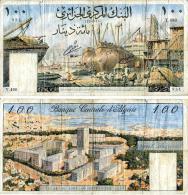 100 Dinars Du 1.1.1964 - Algeria