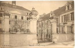Beaune - Collège Mouge - Beaune