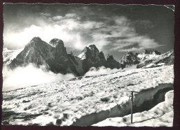 CPM 05 LE PELVOUX Le Pic Sans Nom Et L'Ailefroide Vus Du Glacier Blanc - France
