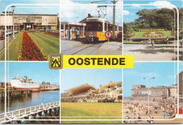 OOSTENDE - Strassenbahnen