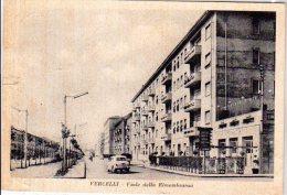 VERCELLI - VIALE DELLA RIMEMBRANZA - F/G - V: 1961 -  AUTO - Vercelli