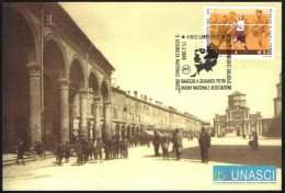 ATHLETICS / OLYMPIC GAMES - ITALIA CARPI 2008 - ASSEMBLEA UNIONE NAZIONALE ASSOCIAZIONI CENTENARIE - DORANDO PIETRI - Verano 1908: Londres