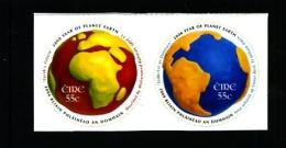 IRELAND/EIRE - 2008   PLANET EARTH  SET MINT NH - 1949-... Repubblica D'Irlanda
