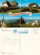 AK Schutzhütte Berghütte Hochleckenhaus Hütte ÖAV Traunsee Attersee Hochlecken Österreich Austria Autriche Alpen Alps - Vöcklabruck