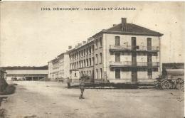 HERICOURT ( Haute-Saône ) -  CASERNE DU 47e D'ARTILLERIE -  1922 - Francia