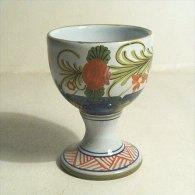 FAENZA Garofano - Coquetier - Eidopjec- Eggcup - DI 1419 - Faenza (ITA)