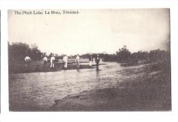 Antilles - Trinidad - The Pitch Lake - La Brea - Dos Vierge - Trinidad